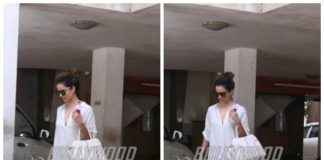 Kangana Ranaut is a vision in white on her way to slay at work