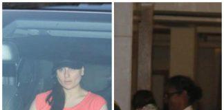 Kareena Kapoor Khan takes baby Taimur Ali Khan to Amrita Arora's house
