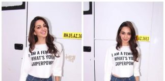 Kiara Advani snapped at her candid best at Mehboob Studios – Photos!