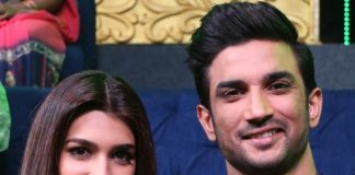 Sushant Singh, Kriti Sanon promote Raabta on Sa Re Ga Ma Pa L'il Champs – Photos