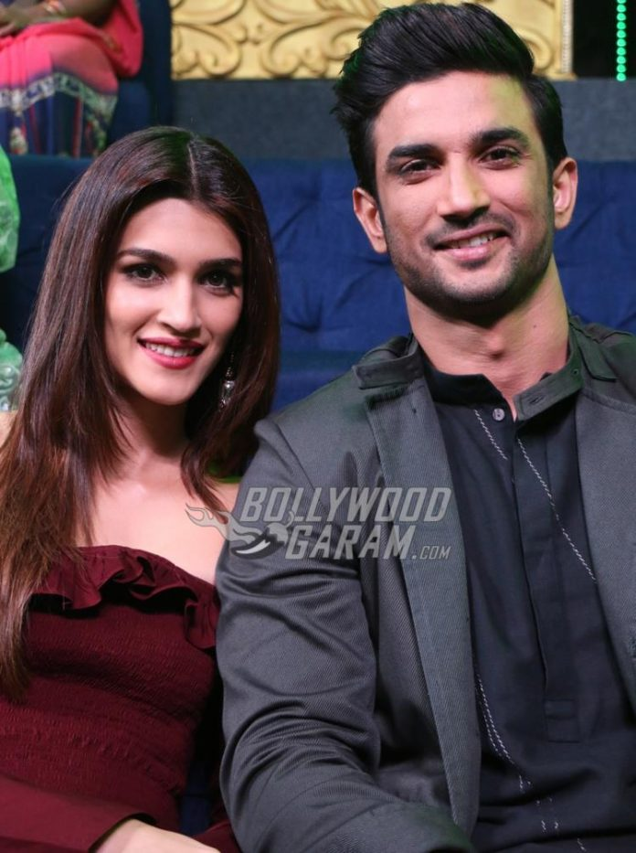 Kriti and Sushant Raabta 2