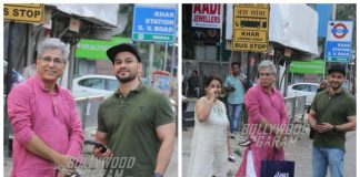 Dad-to-be Kunal Khemu spends quality time with parents