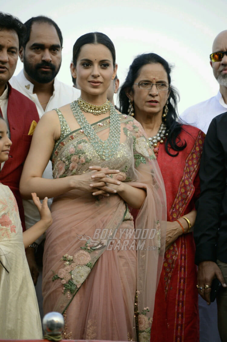 Manikarnika poster launch