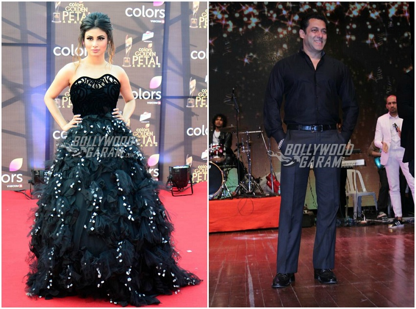 Salman Khan to launch Mouni Roy