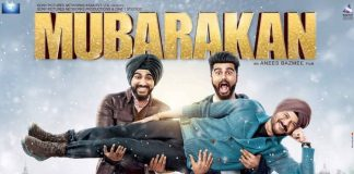 Official Mubarakan poster is out – Anil Kapoor enjoys the company of two Arjun Kapoors!