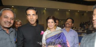 Winners of the 64th National Film Awards attend ceremony with friends and family