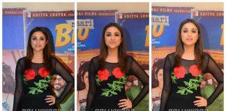 Parineeti Chopra promotes Meri Pyaari Bindu in style