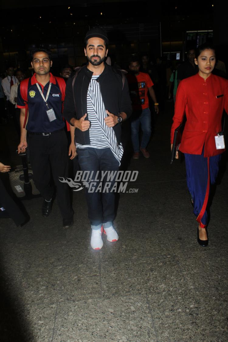 Ayushmann and Parineeti