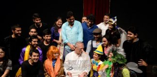 Gulzar and Salim Arif collaborate for a play inspired by Pinocchio