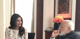 Priyanka Chopra thanks PM Narendra Modi for meeting her in Berlin