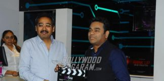 A.R Rahman launches a VR lounge in Mumbai – Photos!