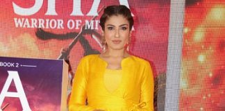 Photos and Video: Raveena Tandon launches Amish's book, Sita – Warrior of Mithila