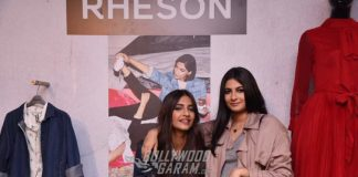 Sonam Kapoor and Rhea Kapoor launch their fashion label Rheson