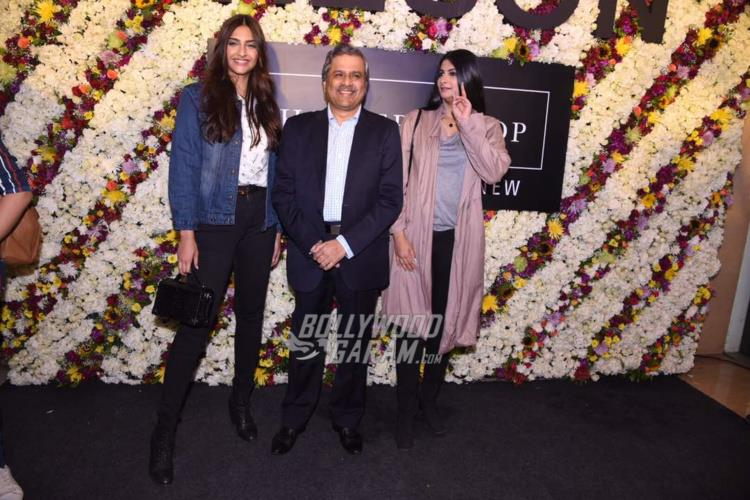 Sonam Kapoor and Rhea Kapoor launch their fashion label