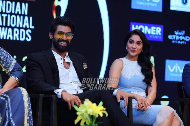 Rana Daggubati, Regina Cassandra at SIIMA Short Film Awards