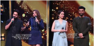 PHOTOS – Half Girlfriend, Meri Pyaari Bindu promotions on Sa Re Ga Ma Pa Li'l Champs