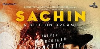 Find out how much 'Sachin: A Billion Dreams' made at the box office for opening weekend