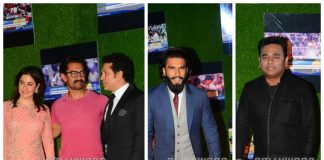 Bollywood celebrities hit the red carpet for Sachin: A Billion Dreams premiere – Photos!