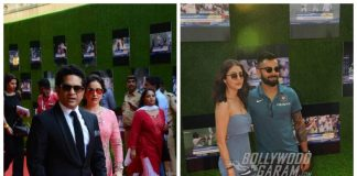 Photos – Indian cricket team attends Sachin: A Billion Dreams premiere!