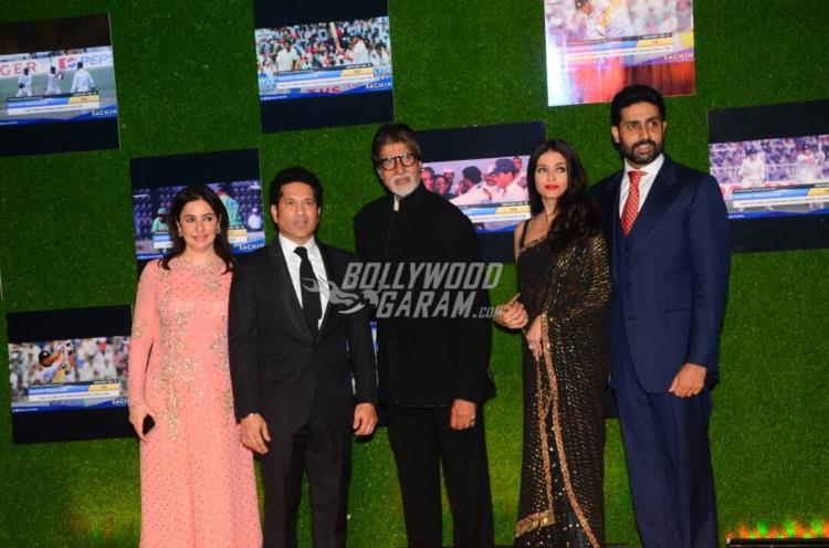 Sachin - A Billion Dreams premiere