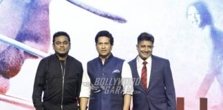 Sachin Tendulkar, A R Rahman launch Sachin: A Billion Dreams anthem song!