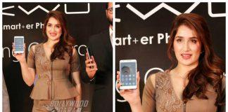 Sagarika Ghatge launches Omnicron smartphone by OKWU – Photos