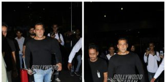 Salman Khan returns from Tiger Zinda Hai schedule in Abu Dhabi