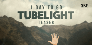 Tubelight teaser releases in a few hours – Here's what we expect to see!