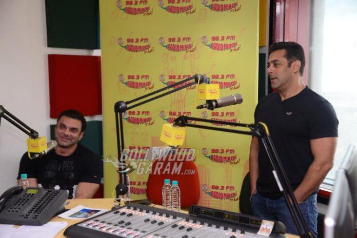 Salman Radio mirchi4