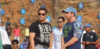 Salman Khan, Sohail Khan begin Tubelight promotions on India Banega Manch – Photos
