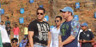 Salman Khan, Sohail Khan begin Tubelight promotions on India Banega Manch – Photos