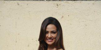 Video – Interview with Sana Khan on her film Toilet – Ek Prem Katha