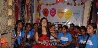 Sana Khan to raise funds for Angel Xpress Foundation through Vyoum sale