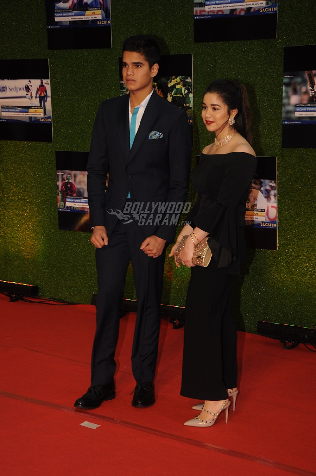 Sachin - A Billion Dreams premiere