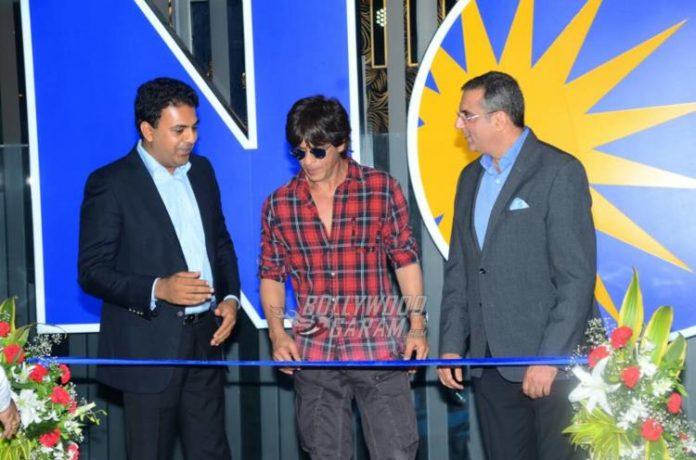 Shah Rukh INOX launch3