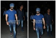 Shahid Kapoor is casual cool as he is spotted at Mumbai airport