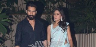 Shahid Kapoor and Mira Rajput snapped post gym session – Photos