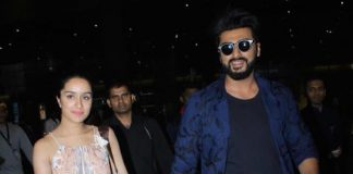 Shraddha Kapoor and Arjun Kapoor look exhausted returning from Indore Half Girlfriend promotions