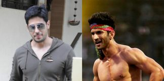 Sidharth Malhotra and Sushant Singh Rajput at work – Photos