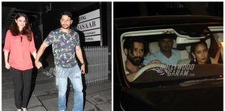 Soha Ali Khan – Kunal Khemu | Shahid Kapoor – Mira Rajput at date night!