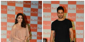 Expecting parents Kunal Khemu and Soha Ali Khan stun at Bio Oil launch event