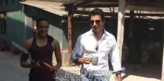 Photos – Sonu Sood and PV Sindhu catch up to discuss biopic