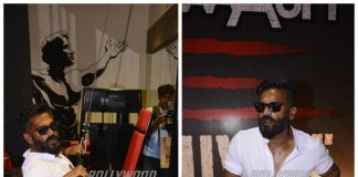 Suniel Shetty inaugurates new fitness centre Smaaash Shivfit in the city