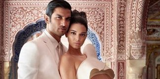 Smoking hot photos from Sushant Singh Rajput and Kendall Jenner's photoshoot!