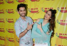 Himansh Kohli, Zoya Afroz promote Sweetiee Weds NRI on Radio Mirchi – Photos