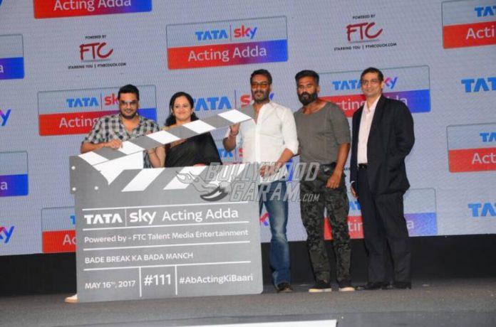 Tata sky acting adda6