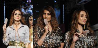 Photos: Malaika Arora, Bipasha Basu, Sussanne Khan sizzle at Magnum show!