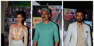 Nimrat Kaur, Rahul Dev, Atul Kulkarni at premiere of ALT Balaji web series – The Test Case