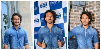 Tiger Shroff has fun at new Lifestyle store launch event