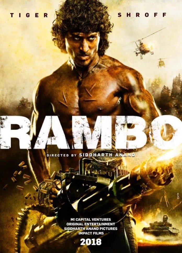Tiger Shroff- Rambo
